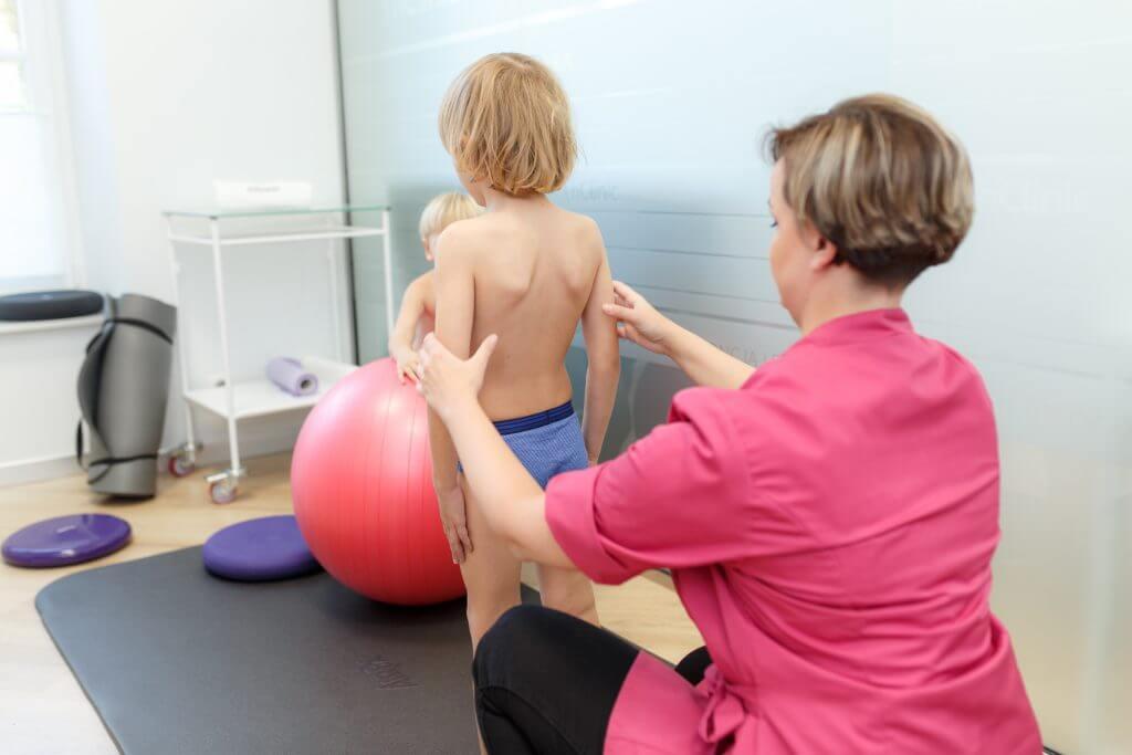 rehabilitacja dla dzieci - fizjoterapia.nclinic
